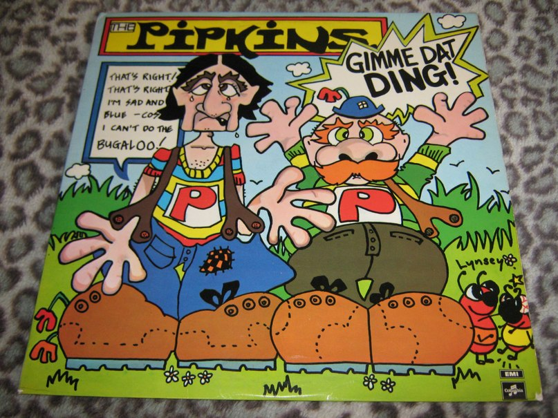 - Gimme Dat Ding (Benny Hill show song) The Pipkins