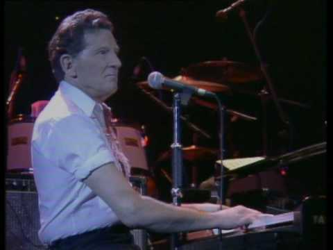 Jerry Lee Lewis Great Balls Of Fire (джайв)