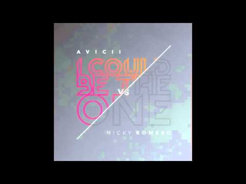 Avicii vs. Nicky Romero - I Could Be The One (Radio Edit, дфм-5)