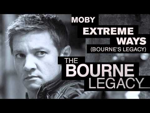 Moby Extreme Ways (OST Эволюция Борна)