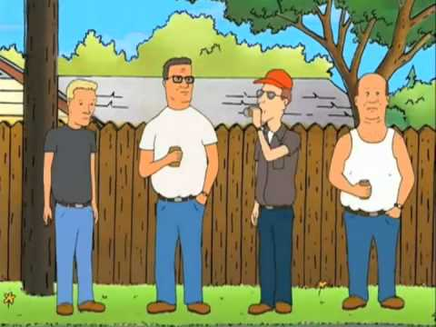 The Refreshments King Of The Hill Theme (OST Царь горы)