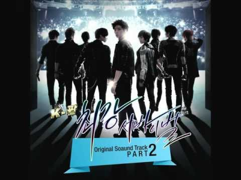 OST K-POP: The Ultimate Audition Part. 2 Stand Up