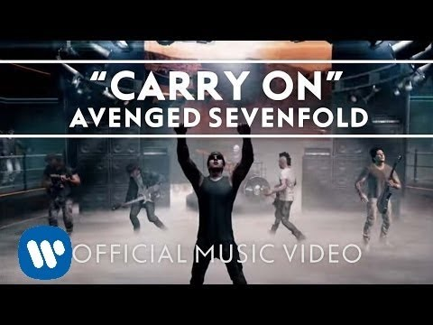 Avenged Sevenfold Carry On(OST Call of Duty Black Ops 2)
