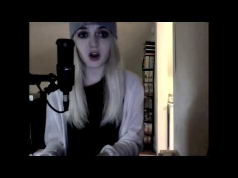 Holly Henry Radioactive(Imagine Dragons cover)