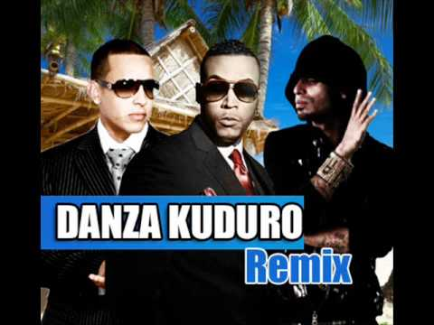 Don Omar Feat. Lucenzo Danza Kuduro (Sandslash Remix Radio Version)