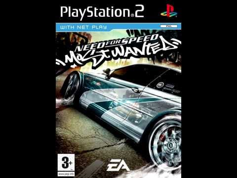 Nfs most wanted саундтрек из игры Nfs most wanted