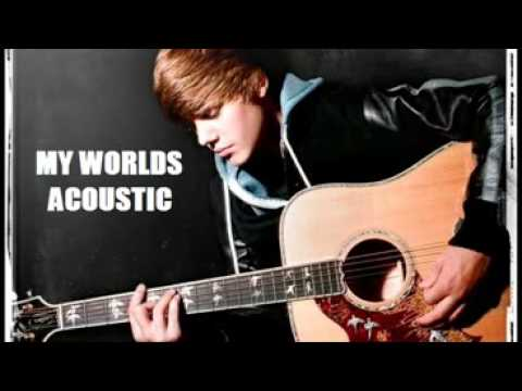 Justin Bieber Never Say Never (Acoustic)