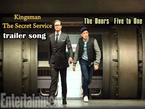 The Doors - Five to One (OST Kingsman: The Secret Service)