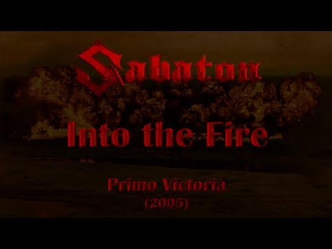 Sabaton Into The Fire ( Вьетнамская война )