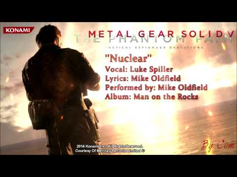 Mike Oldfield Nuclear (OST MGS 5: The Phantom Pain)