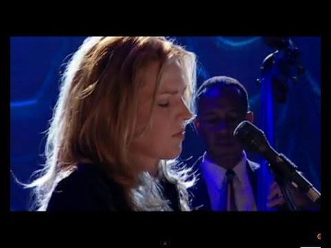 Diana Krall Cry Me A River (OST Потрошители)
