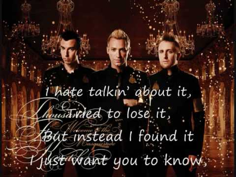 Thousand Foot Krutch - The Part That Hurts The Most (Is Me)