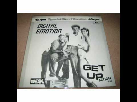 Digital Emotion Get Up Action (Ну, погоди! OST)