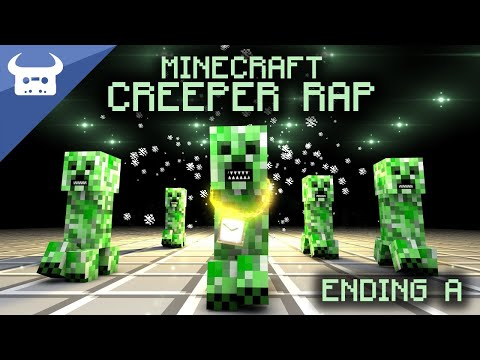Dan Bull MINECRAFT CREEPER RAP