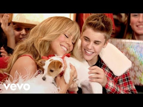 Justin Bieber Duet With Mariah Carey - All I Want For Christmas Is You (Superfestive!)