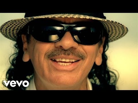 Carlos Santana feat. Nickelback Into The Night
