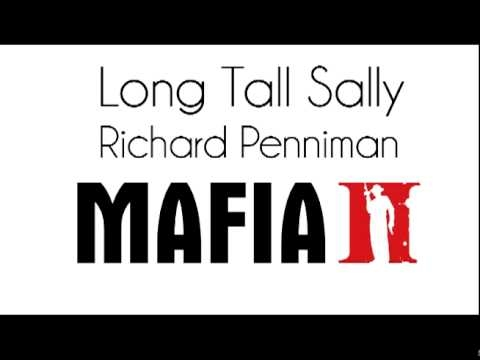 Richard Penniman (OST Mafia 2) Long tall Sally