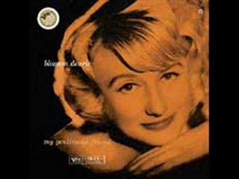Blossom Dearie Someone To Watch Over Me