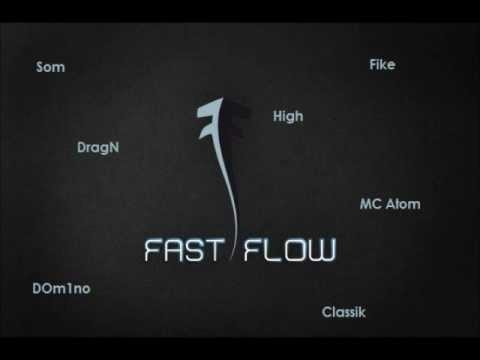 DOm1no, Fike, High, DragN, MC Atom, Som, Classik Best Russian Fast Flow(MiX)(by Nejer)